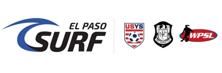 El Paso Surf Soccer Club Logo